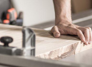 Proponujemy usługi z dziedziny obróbki drewna, z wykorzystaniem wielu technik